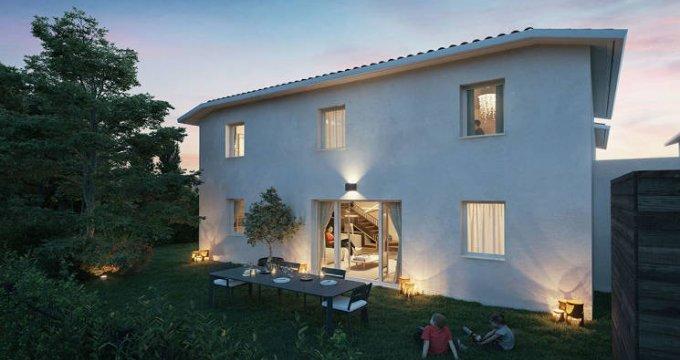 Achat / Vente programme immobilier neuf Aucamville proche du centre-ville (31140) - Réf. 4832