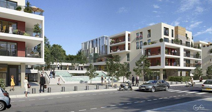 Achat / Vente programme immobilier neuf Auzeville-Tolosane à proximité des transports (31320) - Réf. 65