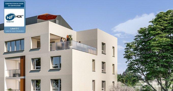 Achat / Vente programme immobilier neuf Auzeville-Tolosane proche centre (31320) - Réf. 4127
