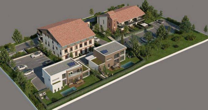 Achat / Vente programme immobilier neuf Balma à 5 minutes du métro (31130) - Réf. 5595