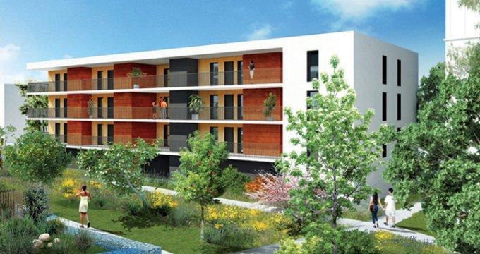 Achat / Vente programme immobilier neuf Balma éco-quartier de Vidailhan (31130) - Réf. 64