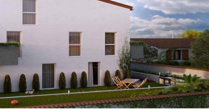 Achat / Vente programme immobilier neuf Blagnac à 5 min du centre (31700) - Réf. 4679