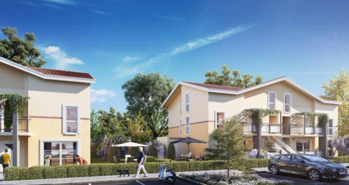 Achat / Vente programme immobilier neuf Bruguières proche de la base de loisirs (31150) - Réf. 6004