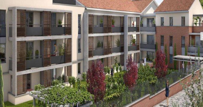 Achat / Vente programme immobilier neuf Castanet-Tolosan aux portes de Toulouse (31320) - Réf. 4580