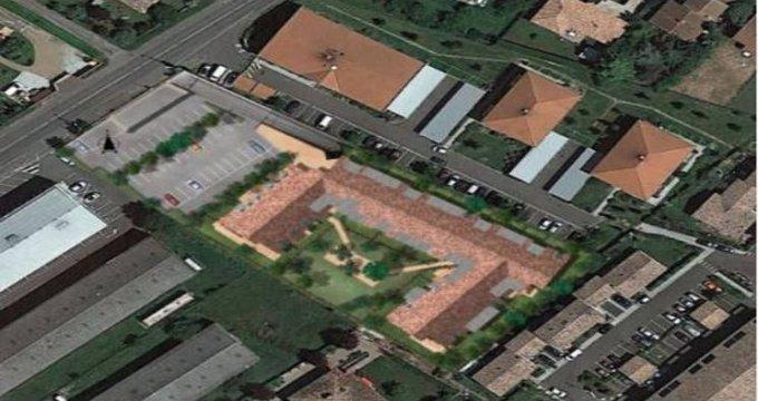 Achat / Vente programme immobilier neuf Castelginest entre ville et campagne (31780) - Réf. 3157