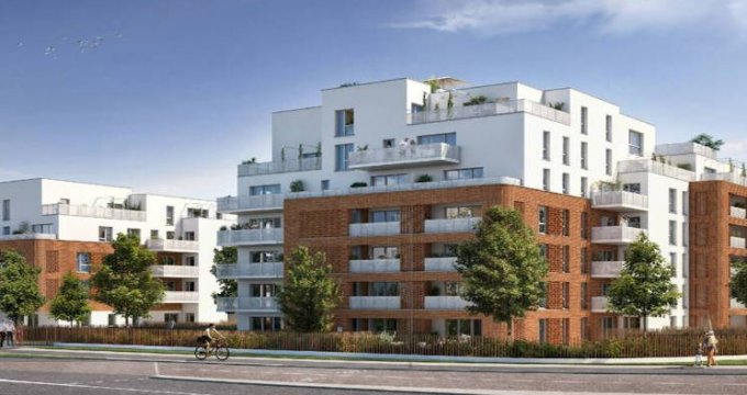Achat / Vente programme immobilier neuf Colomiers à deux pas de la gare (31770) - Réf. 4792