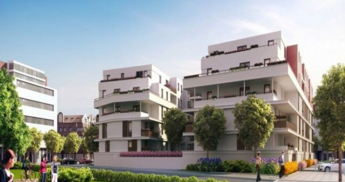 Achat / Vente programme immobilier neuf Colomiers centre (31770) - Réf. 8
