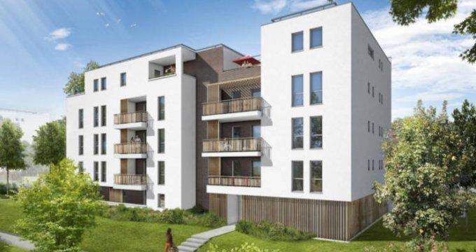 Achat / Vente programme immobilier neuf Colomiers écoquartier des Ramassiers (31770) - Réf. 3330