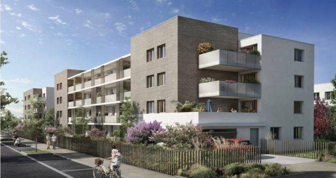 Achat / Vente programme immobilier neuf Colomiers proche gare Les Ramassiers (31770) - Réf. 6077