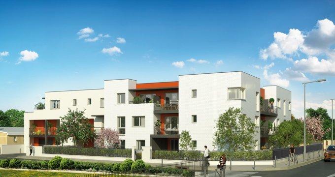 Achat / Vente programme immobilier neuf Colomiers quartier des Argoulets (31770) - Réf. 3156