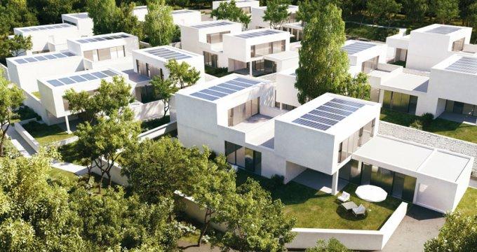 Achat / Vente programme immobilier neuf Cornebarrieu éco-quartier Monges Croix du Sud (31700) - Réf. 195