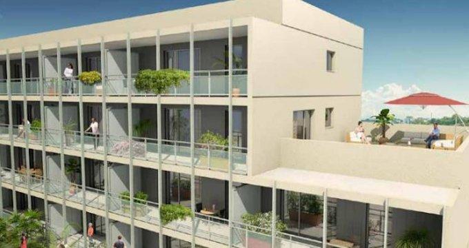 Achat / Vente programme immobilier neuf Cornebarrieu -quartier Monges - Croix du Sud (31700) - Réf. 4573