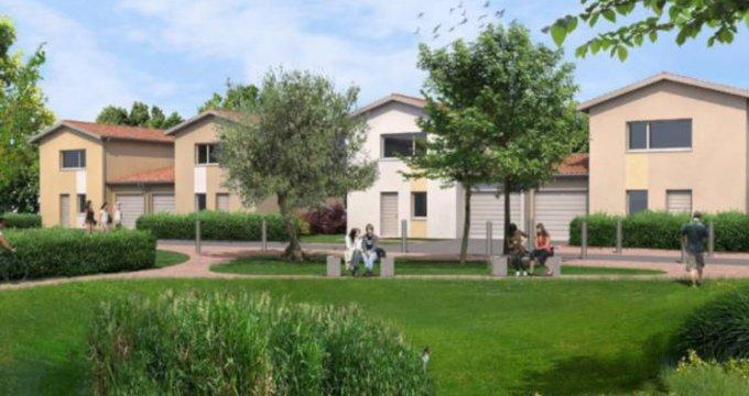 Achat / Vente programme immobilier neuf Daux plein centre (31700) - Réf. 3294