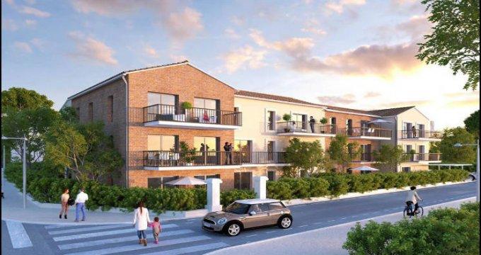 Achat / Vente programme immobilier neuf Eaunes aux portes de Toulouse (31600) - Réf. 5514