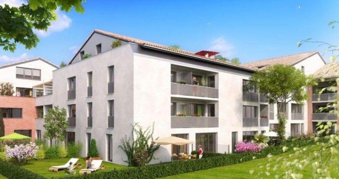 Achat / Vente programme immobilier neuf L'Union (31240) - Réf. 48