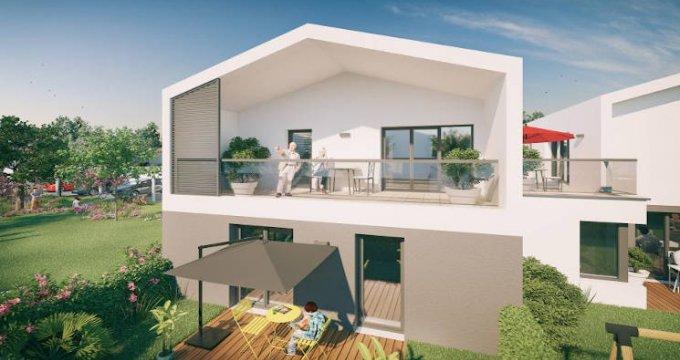 Achat / Vente programme immobilier neuf Launaguet proche quartier Borderouge (31140) - Réf. 4166
