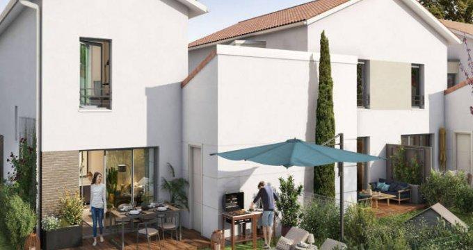 Achat / Vente programme immobilier neuf Lespinasse proche des berges de la Garonne (31150) - Réf. 4875