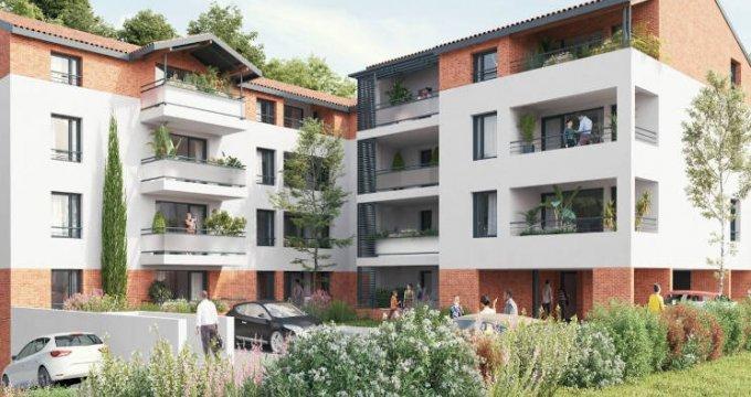 Achat / Vente programme immobilier neuf L'Union proche centre et transports (31240) - Réf. 5144