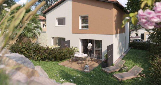 Achat / Vente programme immobilier neuf Mondonville quartier résidentiel (31700) - Réf. 3769