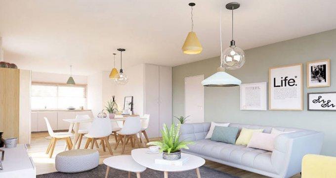 Achat / Vente programme immobilier neuf Montrabé à 2 pas de la gare et des bus (31850) - Réf. 4791