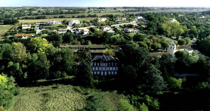 Achat / Vente programme immobilier neuf Pin-Balma coeur de village maison de maître (31130) - Réf. 6158