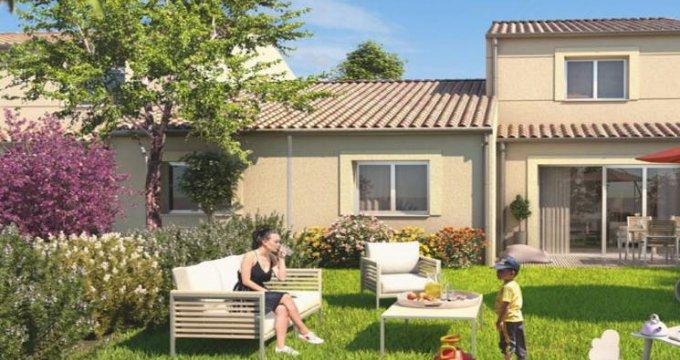 Achat / Vente programme immobilier neuf Pins-Justaret à 6 min de la gare (31860) - Réf. 4790