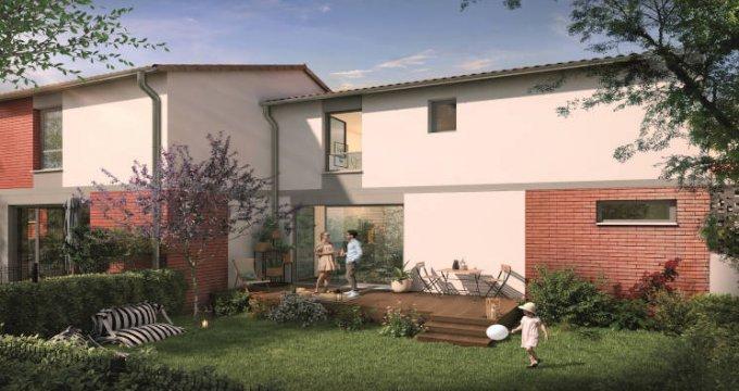 Achat / Vente programme immobilier neuf Pins-Justaret centre-bourg (31860) - Réf. 5853