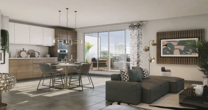 Achat / Vente programme immobilier neuf Plaisance-du-Touch centre-ville (31830) - Réf. 4764