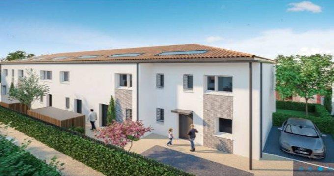 Achat / Vente programme immobilier neuf Saint-Jean proche écoles (31240) - Réf. 4569