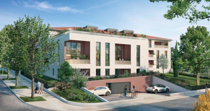 Achat / Vente programme immobilier neuf Saint-Orens-de-Gameville centre (31650) - Réf. 5591