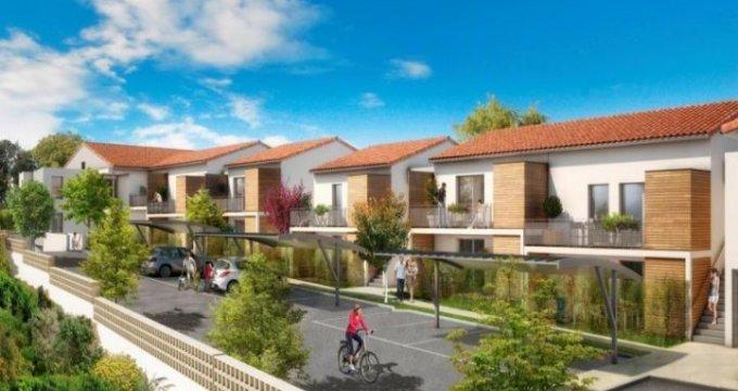 Achat / Vente programme immobilier neuf Saint-Orens-de-Gameville quartier résidentiel (31650) - Réf. 217
