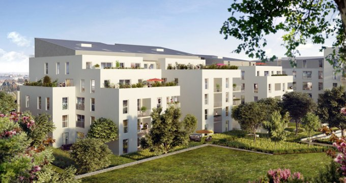 Achat / Vente programme immobilier neuf Toulouse Montaudran (31000) - Réf. 1669
