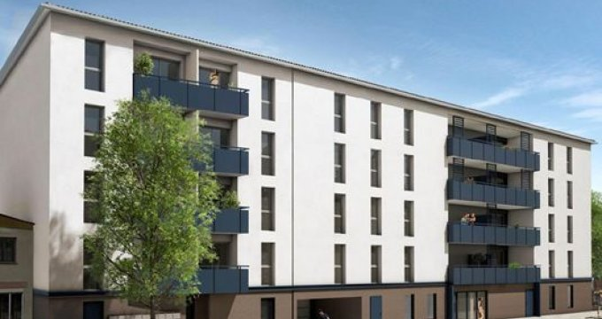 Achat / Vente programme immobilier neuf Toulouse proche quartier Borderouge (31000) - Réf. 1825