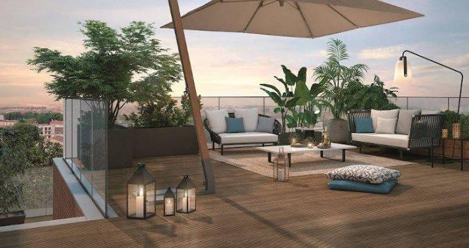 Achat / Vente programme immobilier neuf Toulouse quartier Saint-Cyprien - Patte D'Oie (31000) - Réf. 4377