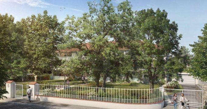 Achat / Vente programme immobilier neuf Villeneuve-Tolosane proche projet Hyperloop (31270) - Réf. 6268
