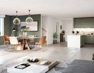 Achat / Vente programme immobilier neuf Aussonne proche bourg (31840) - Réf. 4570