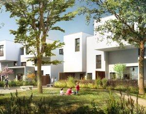 Achat / Vente programme immobilier neuf Auzeville-Tolosane, quartier du Pont des Bois (31320) - Réf. 145