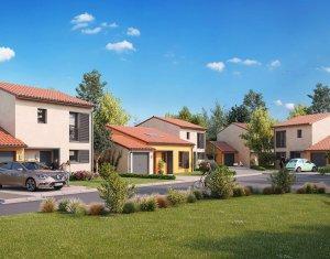 Achat / Vente programme immobilier neuf Ayguesvives aux portes de Toulouse (31450) - Réf. 3136
