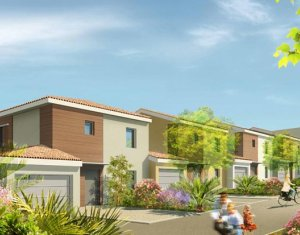 Achat / Vente programme immobilier neuf Ayguesvives centre (31450) - Réf. 59