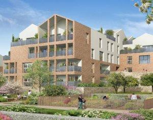 Achat / Vente programme immobilier neuf Balma à deux pas des écoles et des commodités (31130) - Réf. 4220