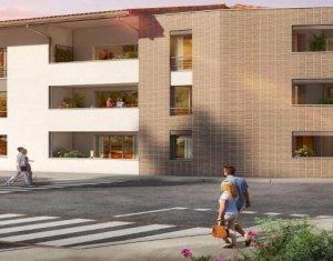 Achat / Vente programme immobilier neuf Beauzelle à 3 minutes des écoles (31700) - Réf. 4567