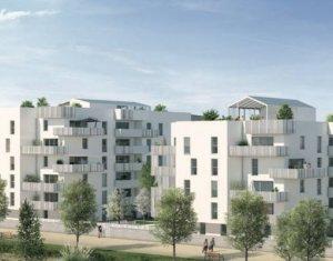 Achat / Vente programme immobilier neuf Beauzelle au coeur de l'écoquartier Andromède (31700) - Réf. 3587