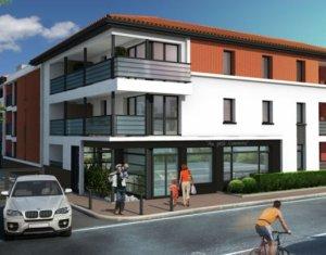 Achat / Vente programme immobilier neuf Beauzelle village (31700) - Réf. 1295