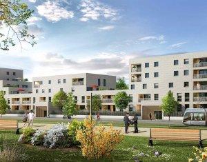 Achat / Vente programme immobilier neuf Blagnac au pied du tramway (31700) - Réf. 3284