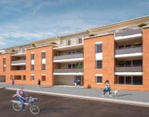Achat / Vente programme immobilier neuf Blagnac centre-ville (31700) - Réf. 3637