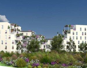 Achat / Vente programme immobilier neuf Blagnac écoquartier Andromède (31700) - Réf. 3239