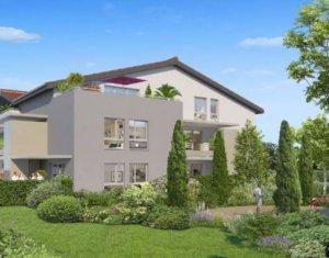 Achat / Vente programme immobilier neuf Blagnac proche écoles (31700) - Réf. 3148