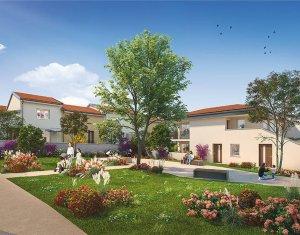 Achat / Vente programme immobilier neuf Cadours au coeur du centre (31480) - Réf. 6292