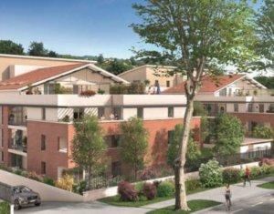 Achat / Vente programme immobilier neuf Castanet-Tolosan à 1 km du centre (31320) - Réf. 3164