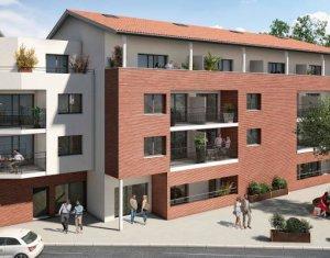 Achat / Vente programme immobilier neuf Castanet-Tolosan à deux pas du Parc de la Mairie (31320) - Réf. 5741